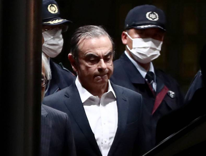 Trial, extradition, red notice, arrest ... What risks does Carlos Ghosn face in Lebanon?