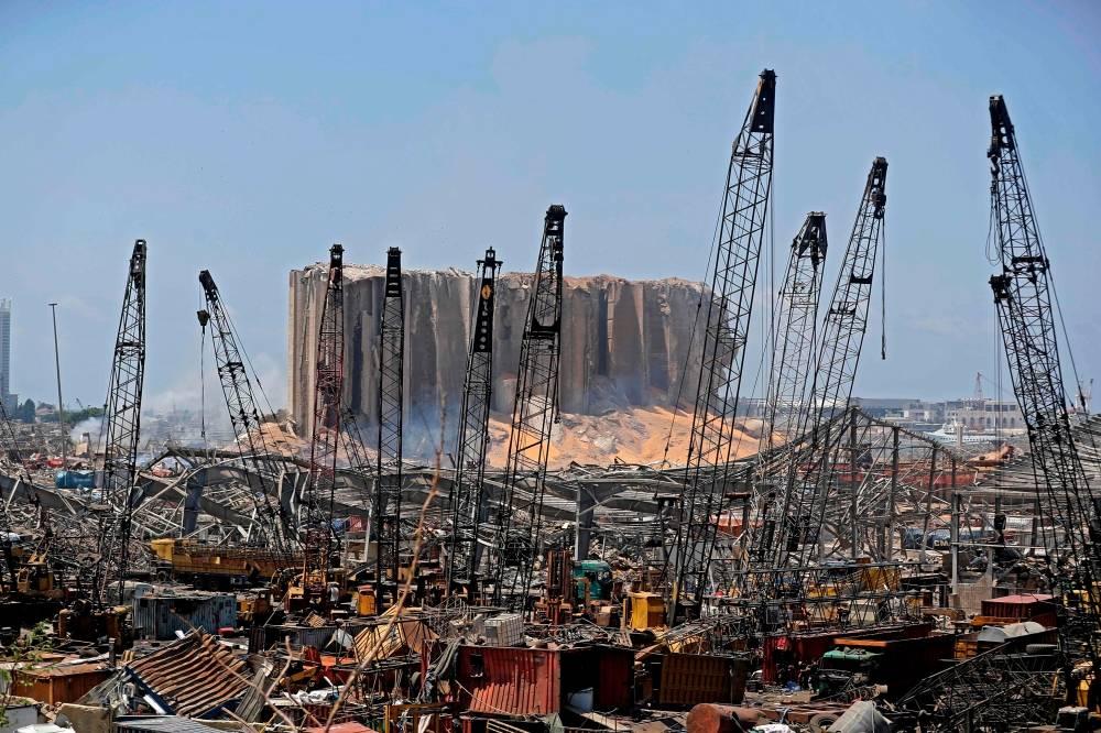 Explosion au port de Beyrouth : qui est responsable ?
