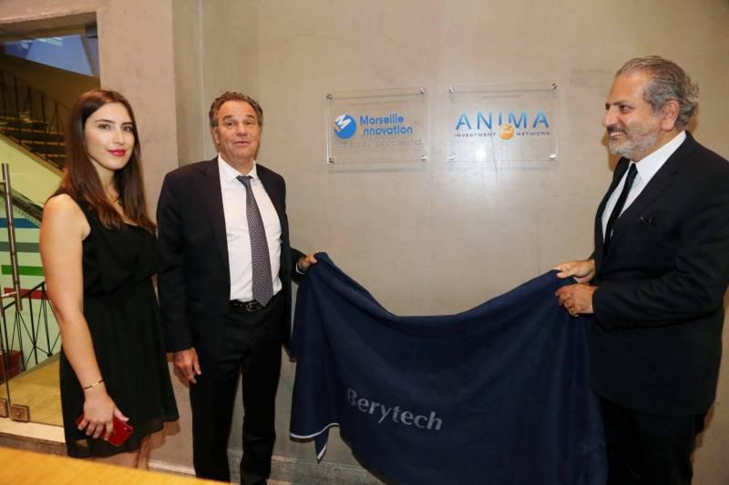 Berytech et Marseille-Innovation signent un partenariat