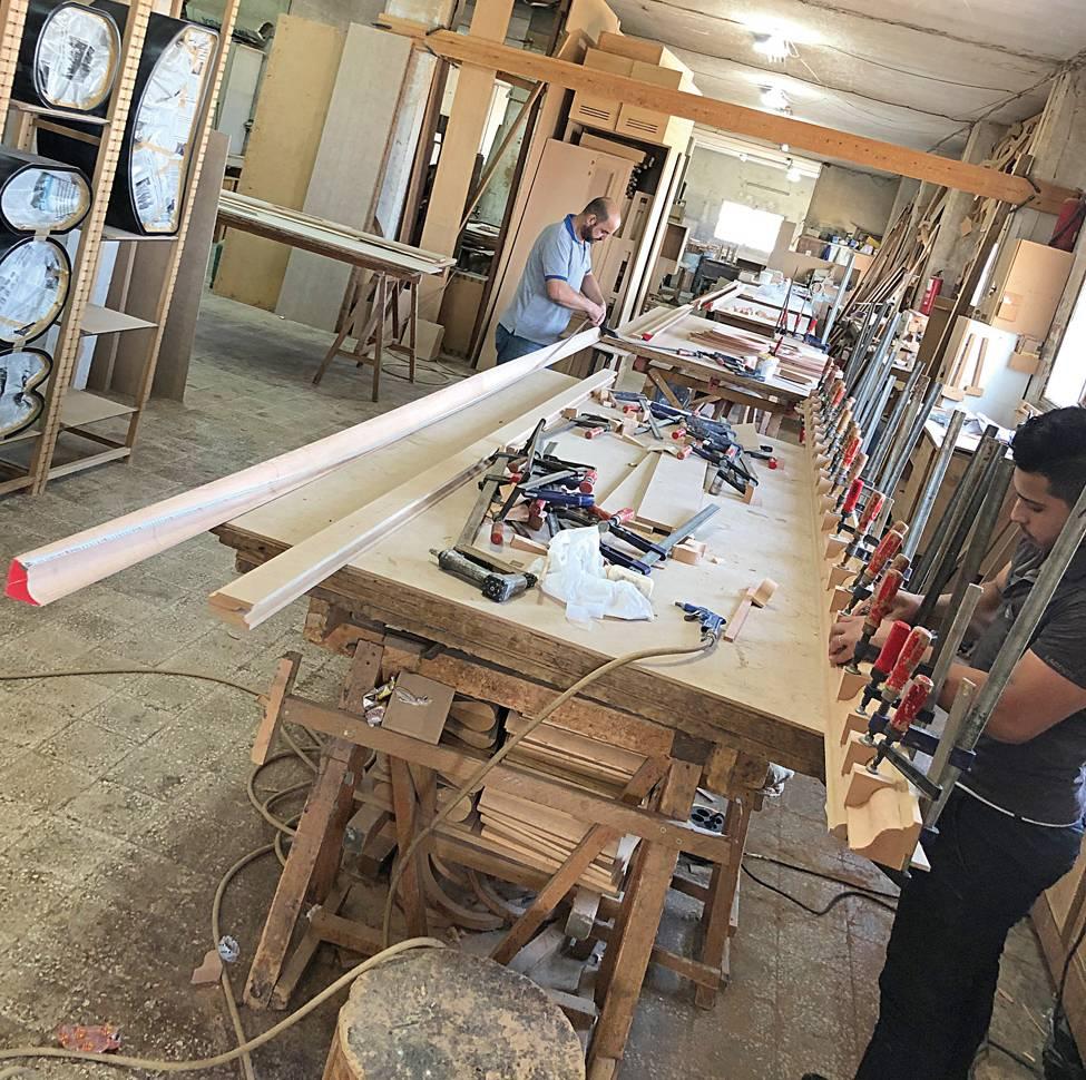Les Boisseliers du Rif : trois générations au service du bois