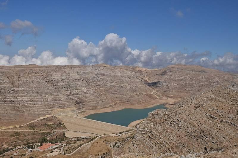 Le Liban bientôt à court d'eau