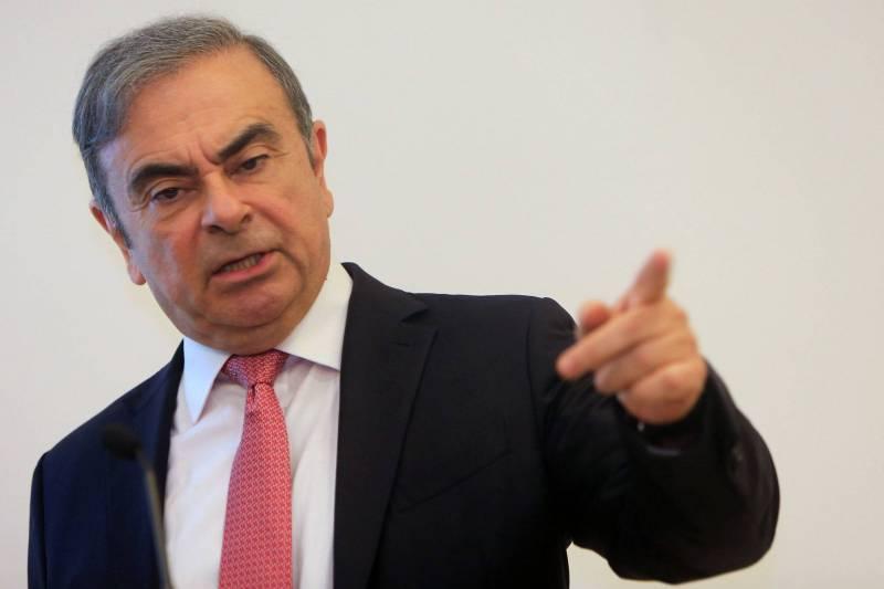 Lors de sa conférence de presse à Beyrouth, Carlos Ghosn s'est montré  vindicatif, prêt à combattre pour faire entendre