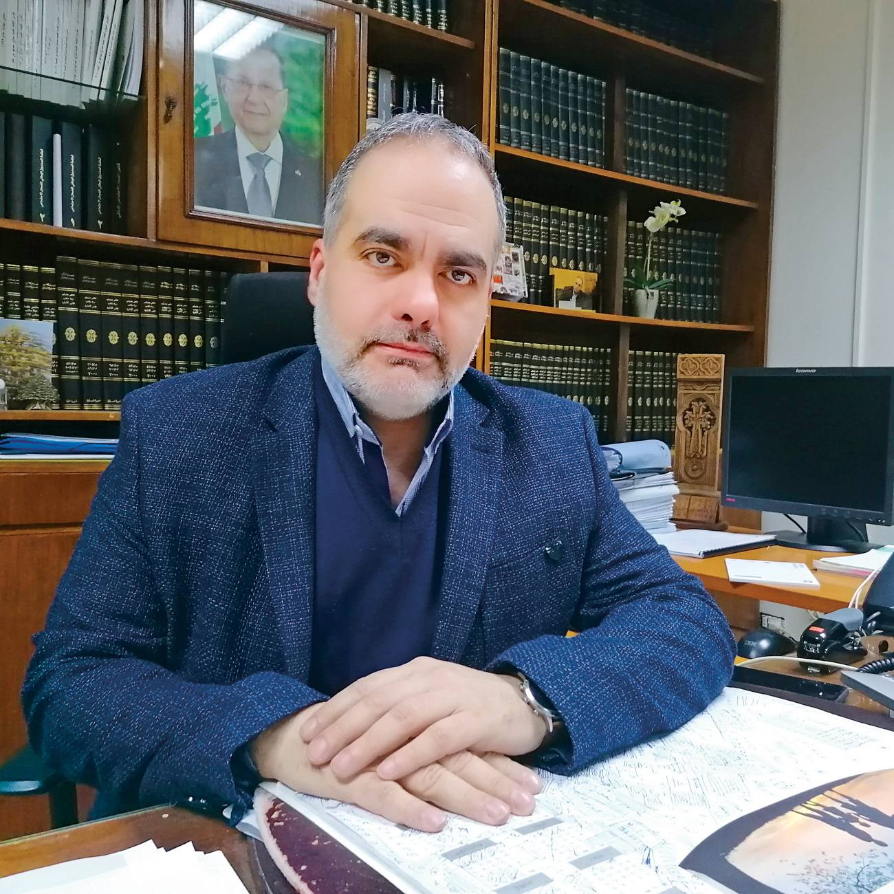 Chawki Abou Nassif : «La quasi-totalité des avoirs de la CNSS sont placés en bons du Trésor et en dépôts en livres»
