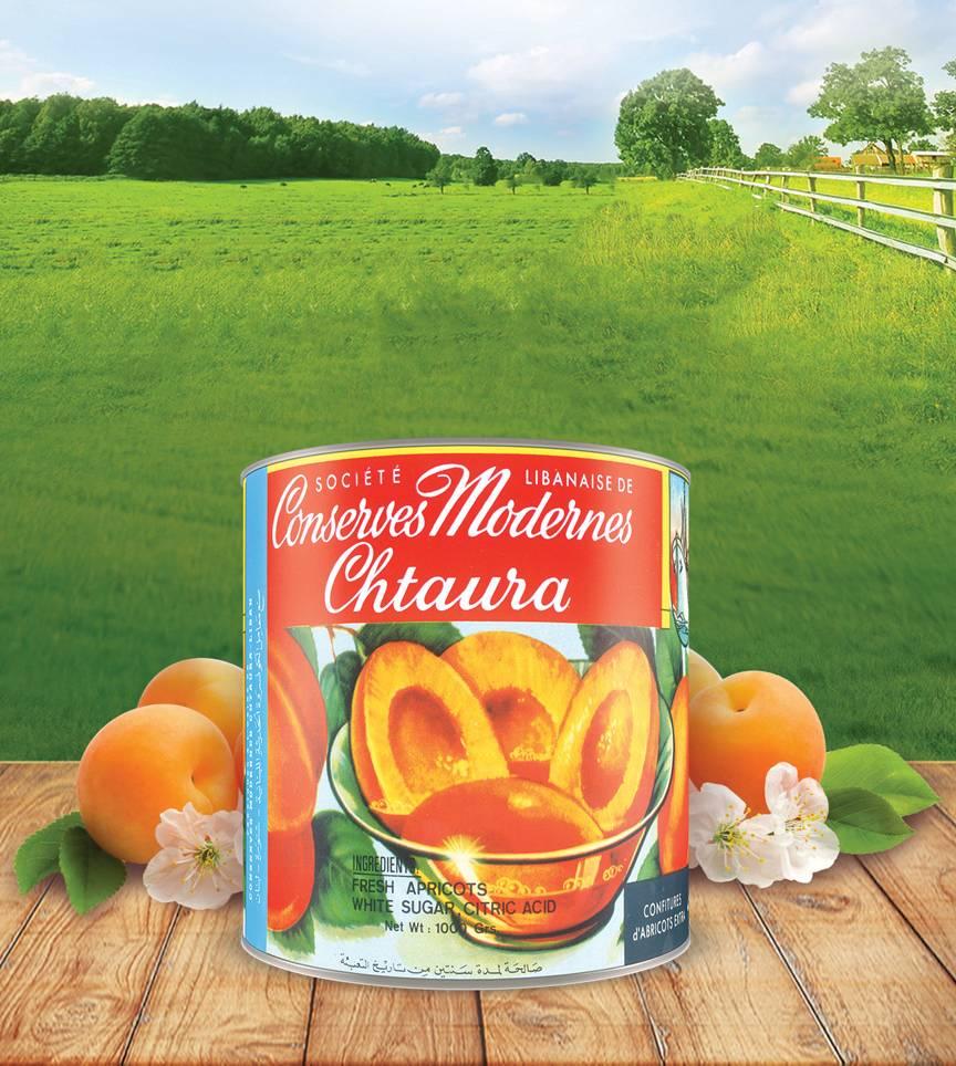 Conserves Modernes Chtaura exporte 80 % de sa production