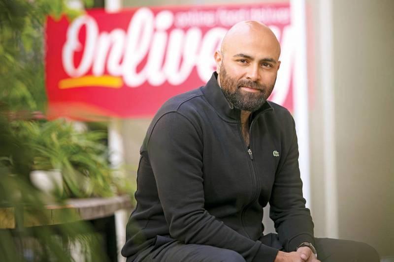 Daniel Kofdrali, le fondateur de Onlivery