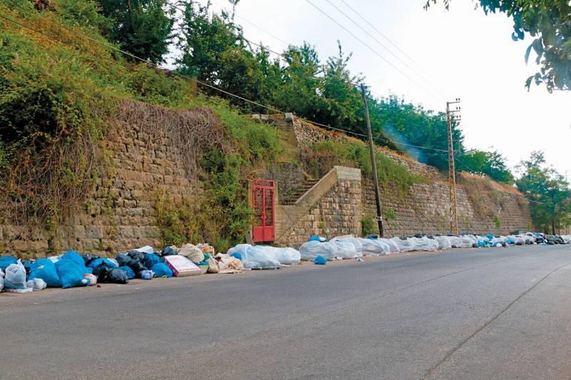 Une solution provisoire trouvée à la crise des déchets dans le Nord