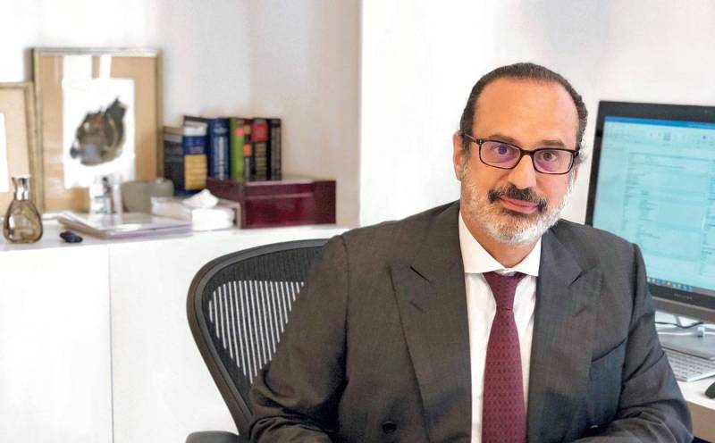 Henri Chaoul  est associé gérant,  Levantine Partners.