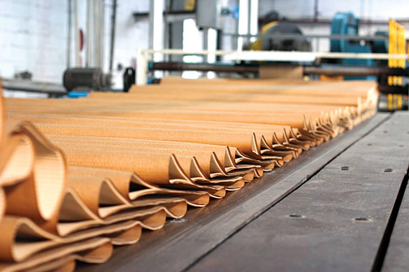 Les promesses de l'industrie du papier et du carton