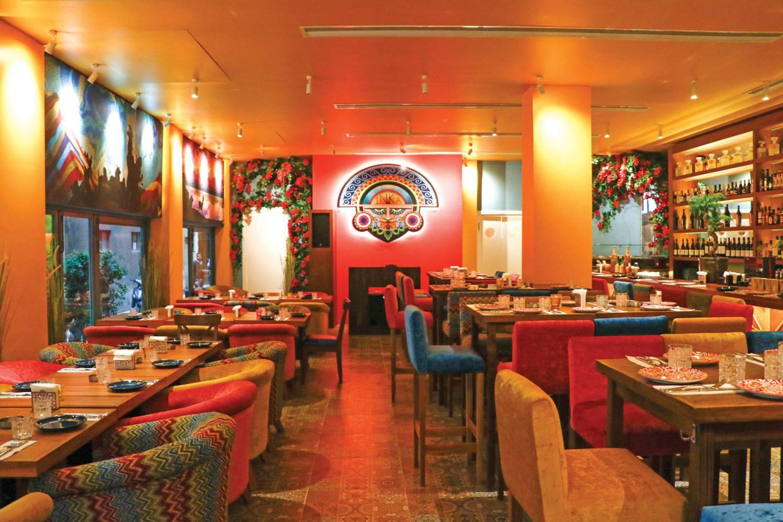 Inka, un nouveau restaurant péruvien