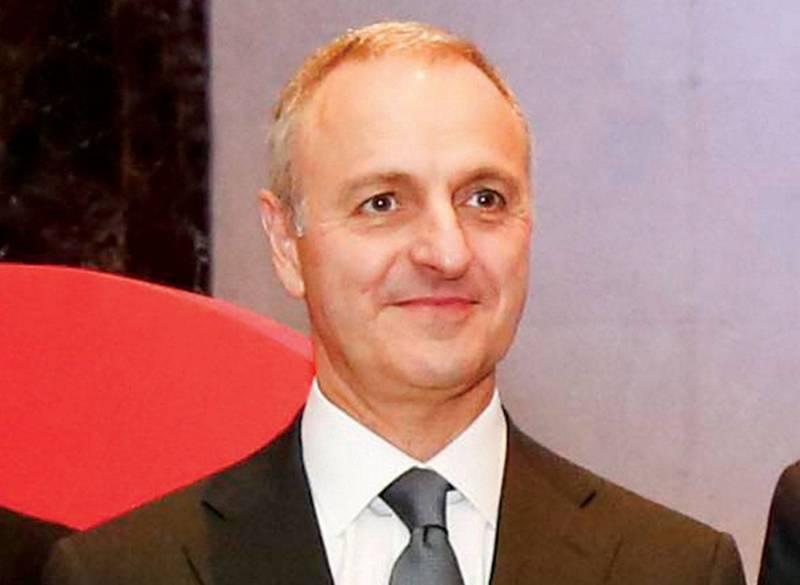 Joe Dakkak, directeur général de Merit Corporation, groupe CMA CGM