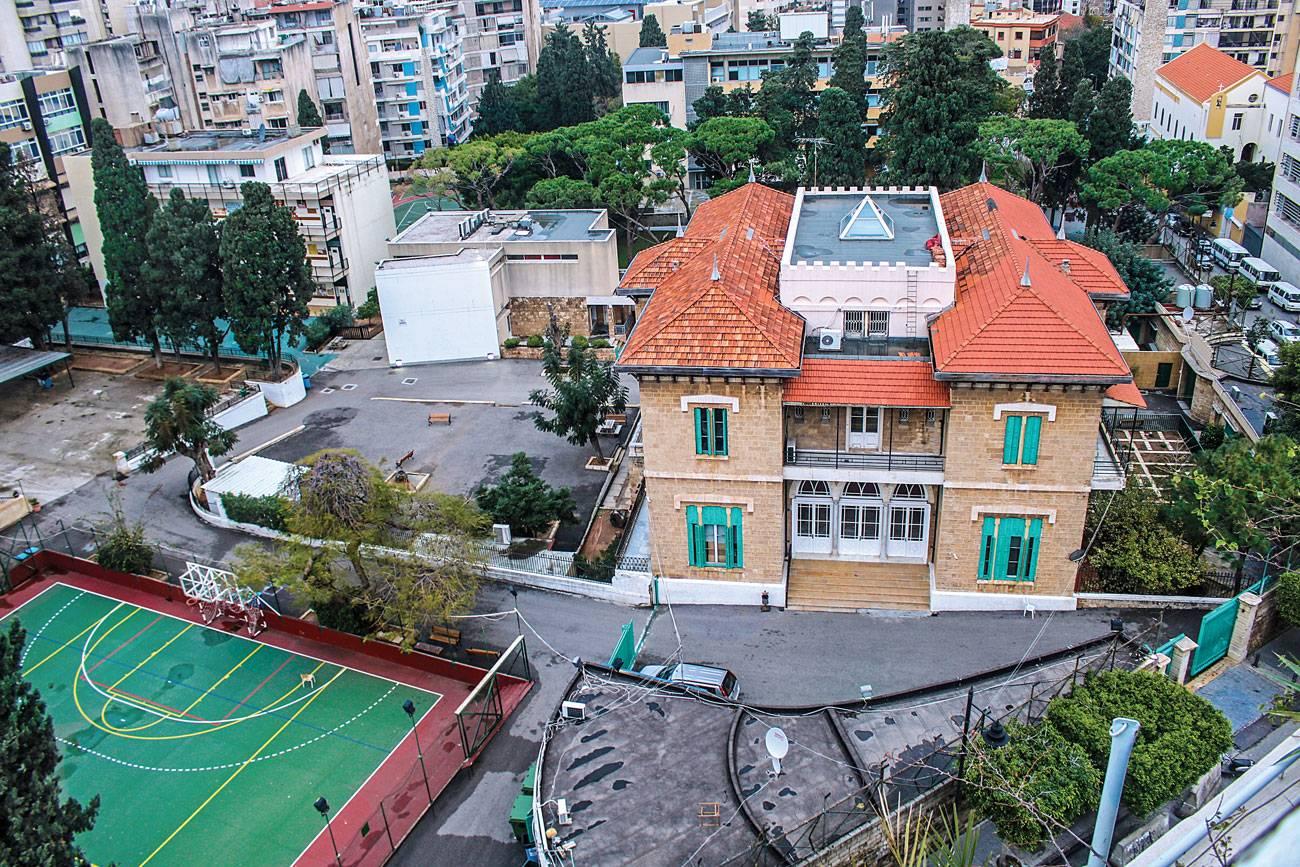 Quel avenir pour l'ancienne parcelle du Lycée Abdel Kader ?