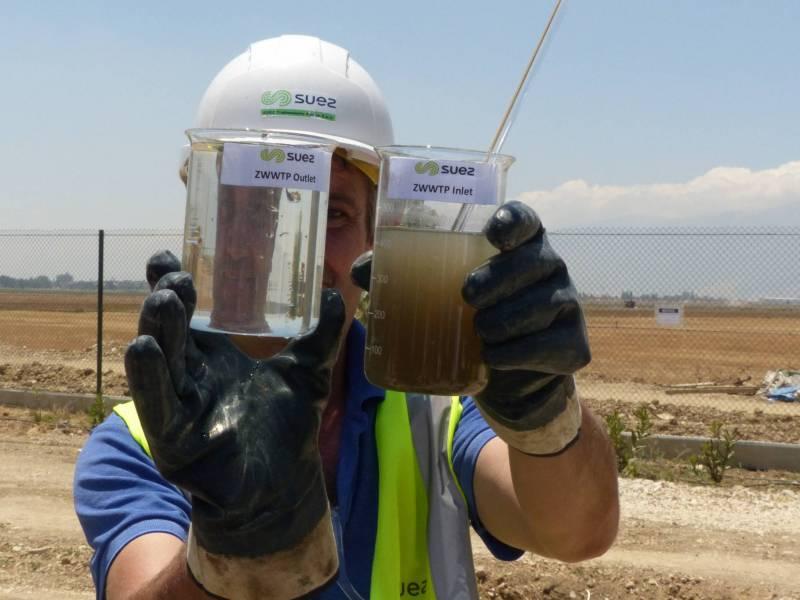 Station d'épuration de Zahlé : un projet ambitieux à la continuité incertaine
