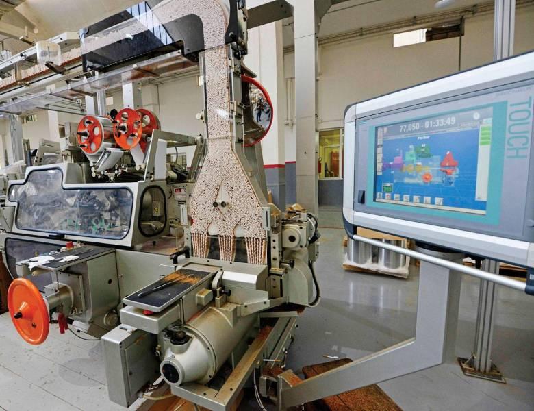 Nouvelle usine de Hadath
