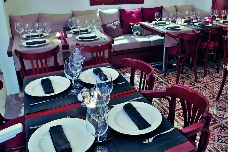 In Beirut, the restaurant sector is rebounding