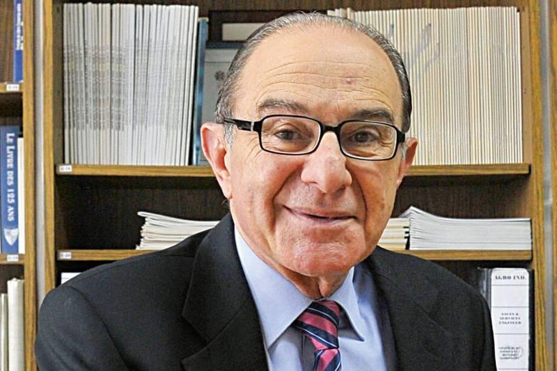Riad Saadé: