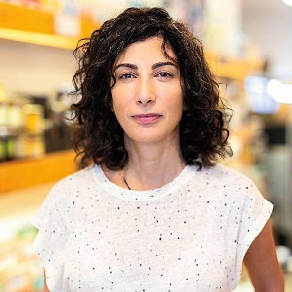 Sabine Kassouf défend le bio depuis dix ans
