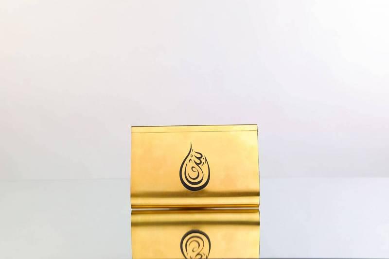 Une collection Arabesque pour la Rose de Sim
