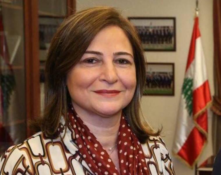 Lina Abou Mrad est directrice de la santé numérique au ministère de la Santé