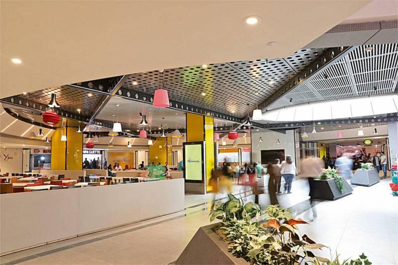 Centro, un nouveau centre commercial à Jnah