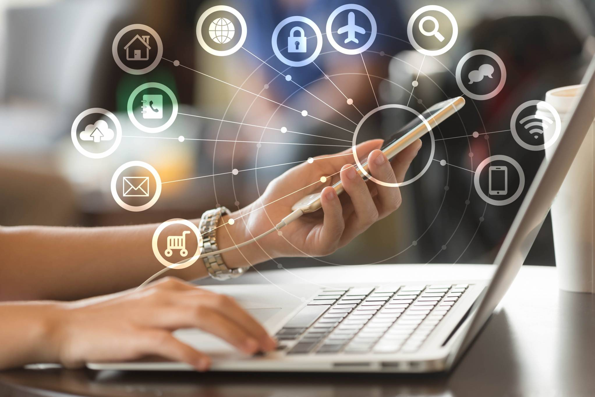 Internet : la hausse du trafic met le réseau sous pression