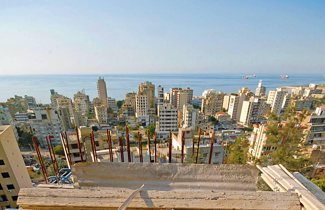 Plus de 35 000 m2 de bureaux à vendre le long du littoral nord de Beyrouth