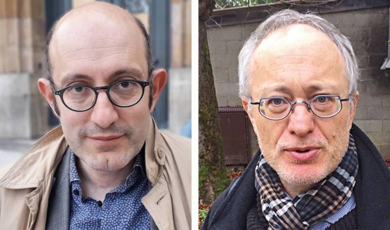 Frédéric Farah est professeur de sciences économiques et sociales et chercheur affilié au Laboratoire Phare de la Sorbonne  (Paris I).  Jérôme Maucourant  est maître  de conférences HDR en sciences économiques à l'Université Jean Monnet (Saint-Étienne)  et membre  du laboratoire Triangle  (UMR-CNRS)  de l'École normale supérieure de Lyon.