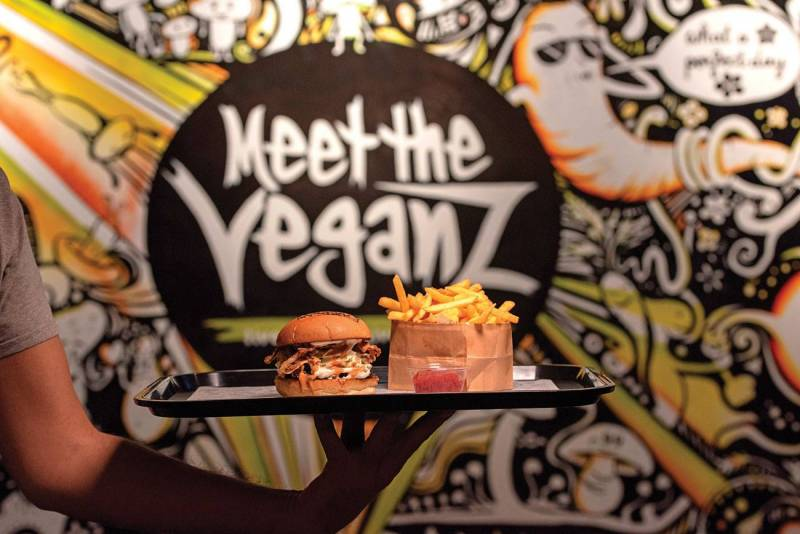 Du street-food vegan à Mar Mikhaël