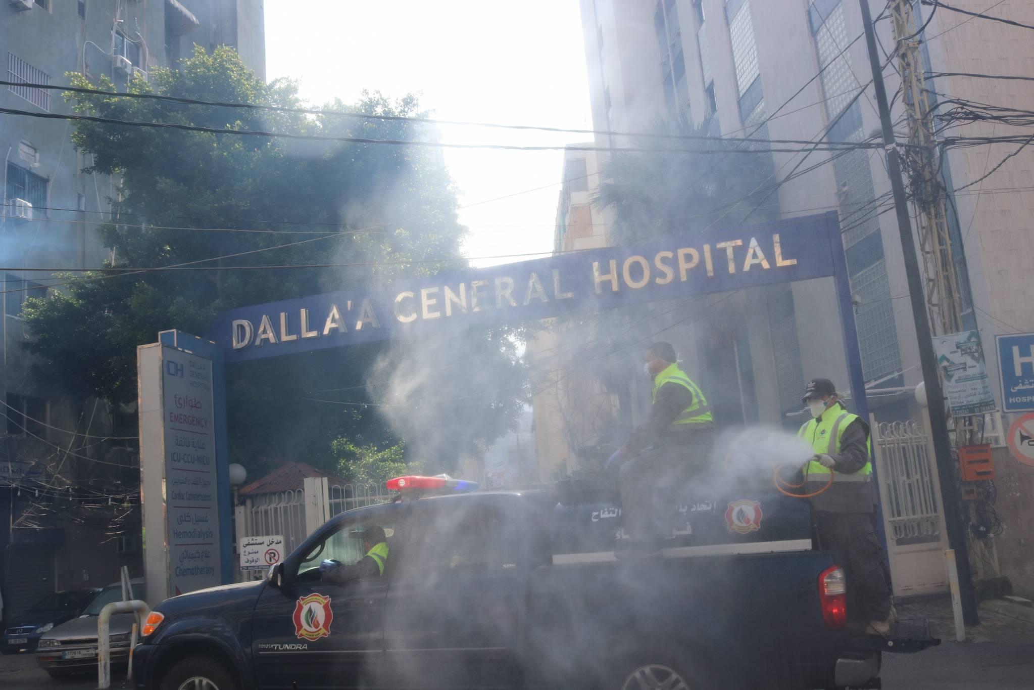 Mobilisés, les hôpitaux privés alertent déjà sur le manque de matériel