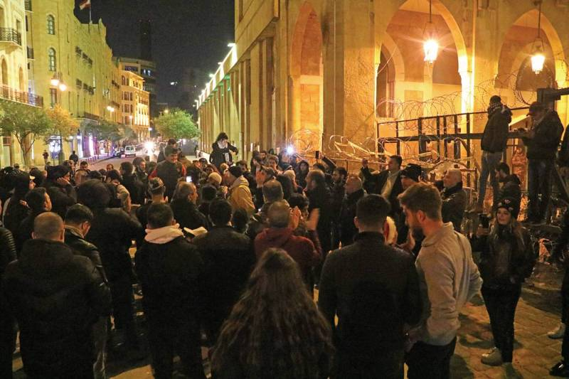 Fondé par le Libanais Tarek Hmaidan, Thawra TV recense tous les événements liés au mouvement de contestation du 17 octobre