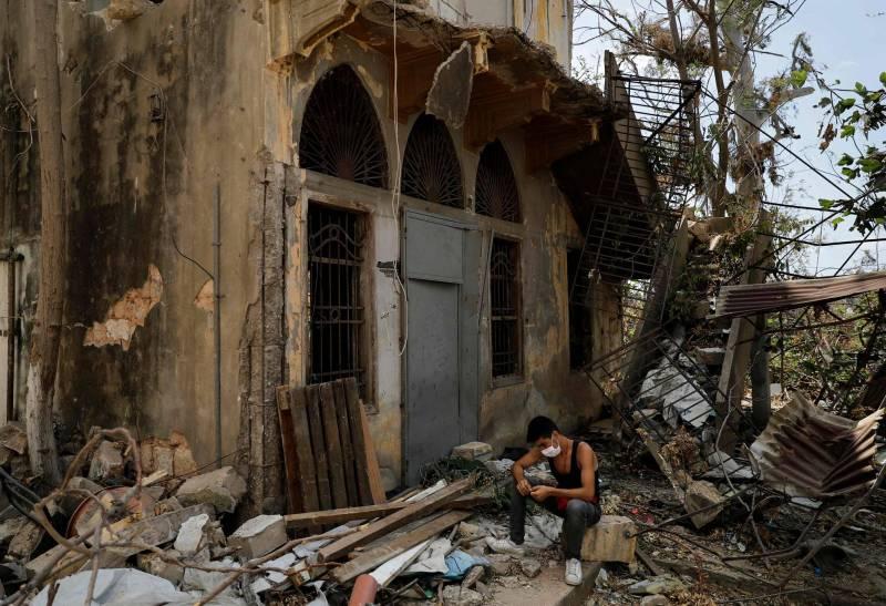 Les Libanais assument seuls le coût des réparations
