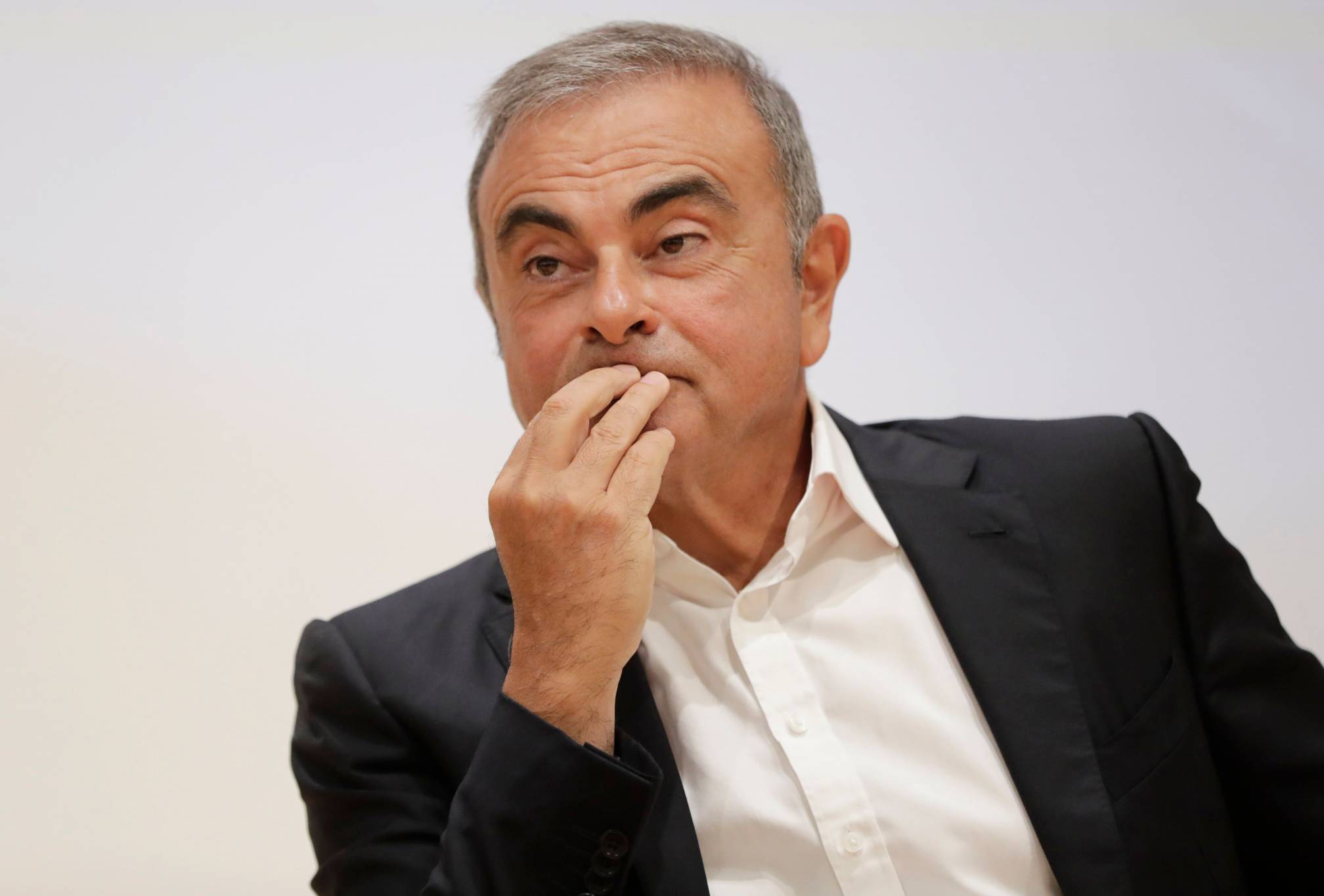 A l'Usek, Carlos Ghosn veut former les leaders de demain