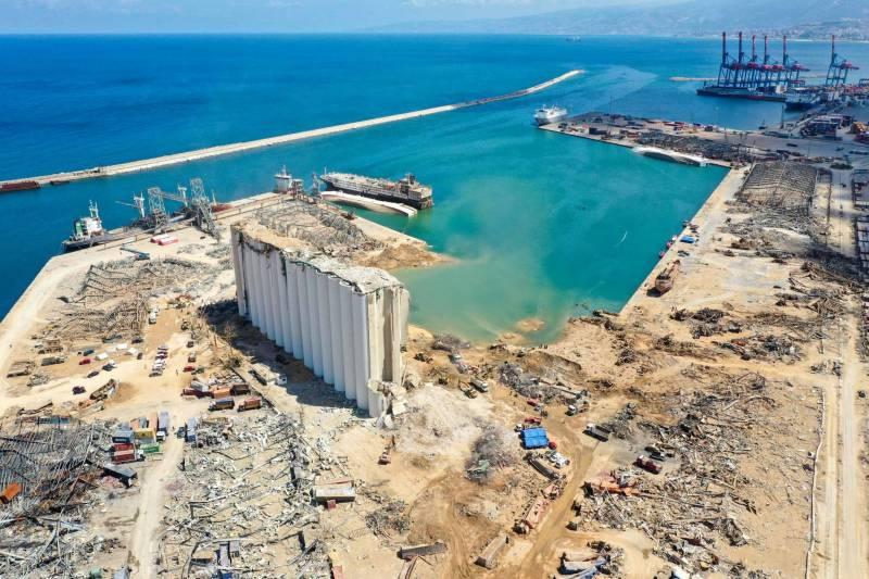 Du départ du Rhosus à l'explosion du port, chronique d'une catastrophe annoncée