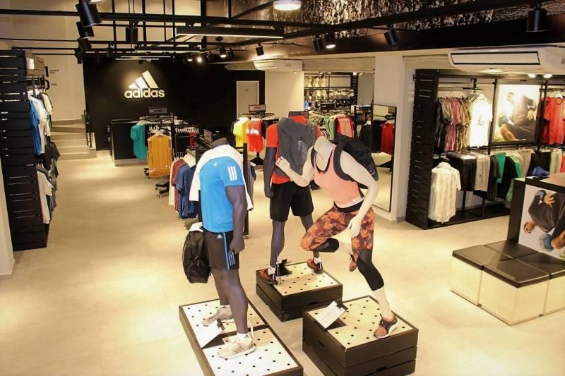 Azadea ressuscite les enseignes Adidas et Reebok au Liban