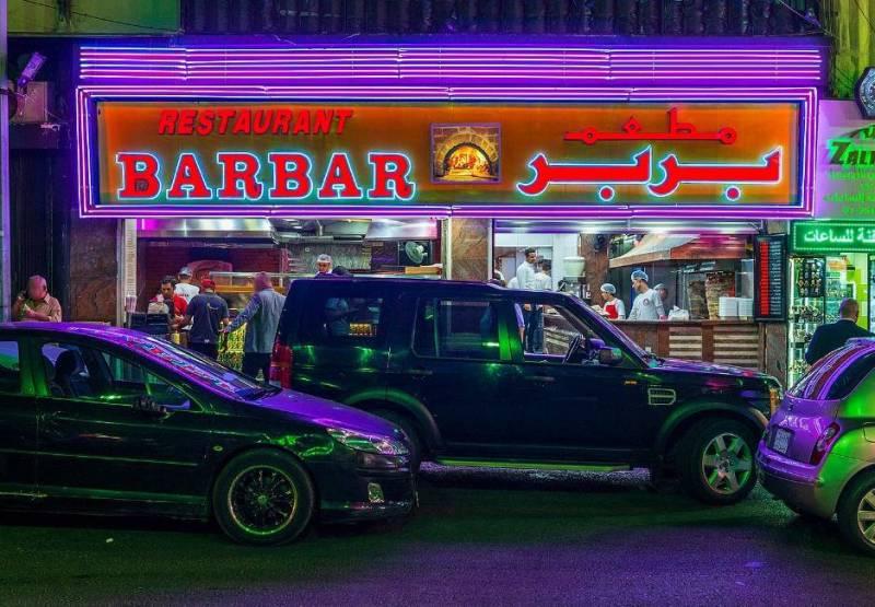 Un premier restaurant Barbar de 600 m2 ouvrira prochainement à Dubaï.