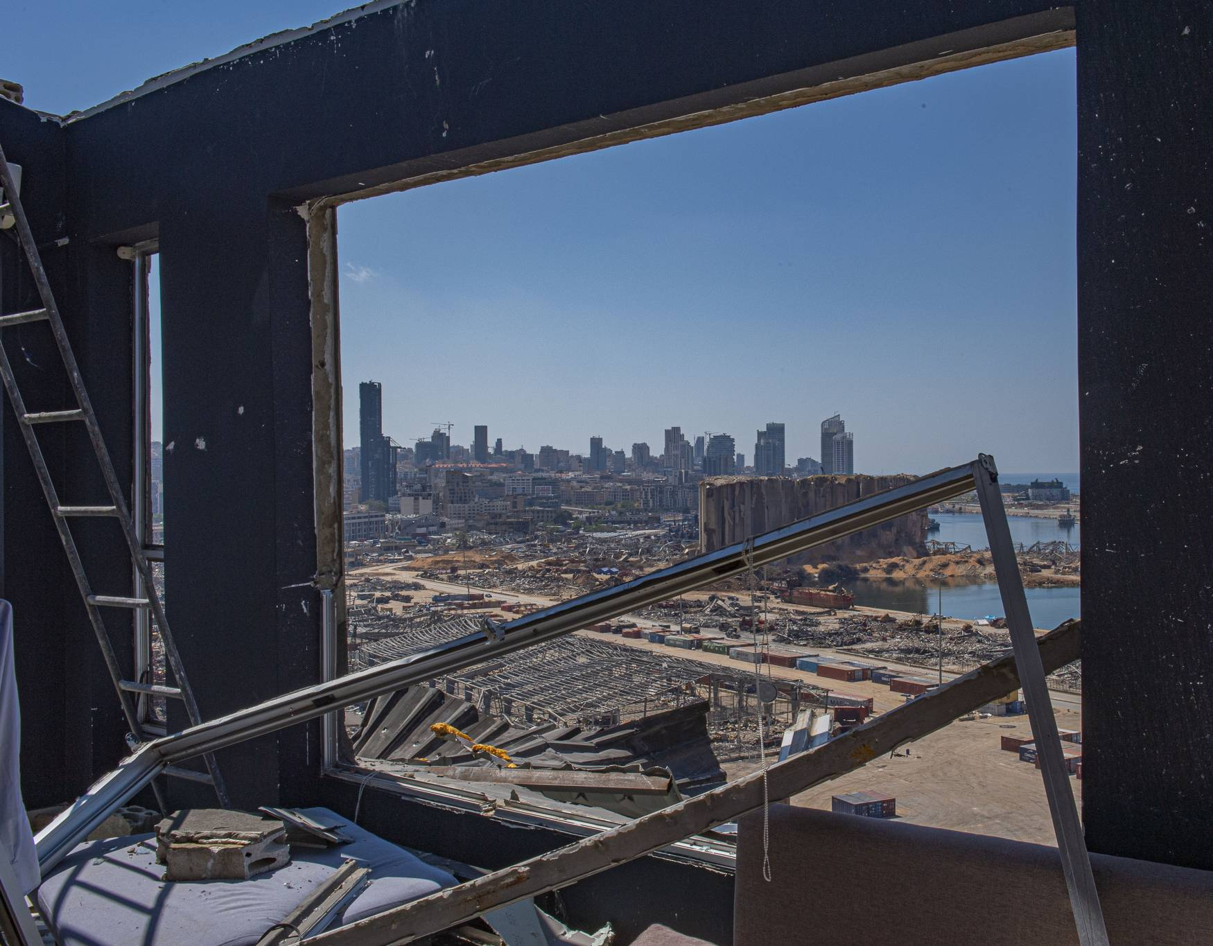 Le port de Beyrouth risque de devoir payer cher les dommages infligés aux Libanais
