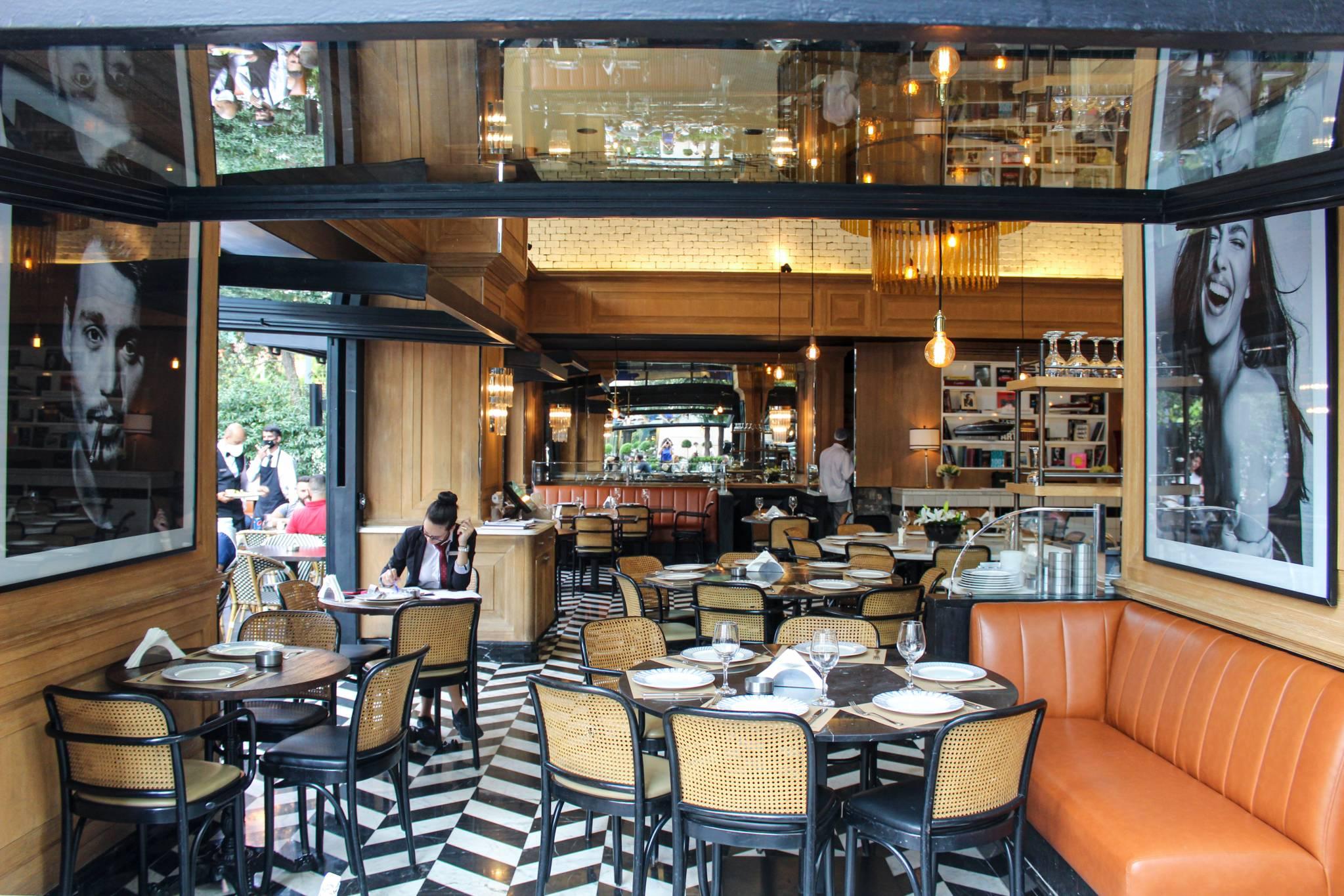 Ouverture du Café de Monaco à Mina el-Hosn