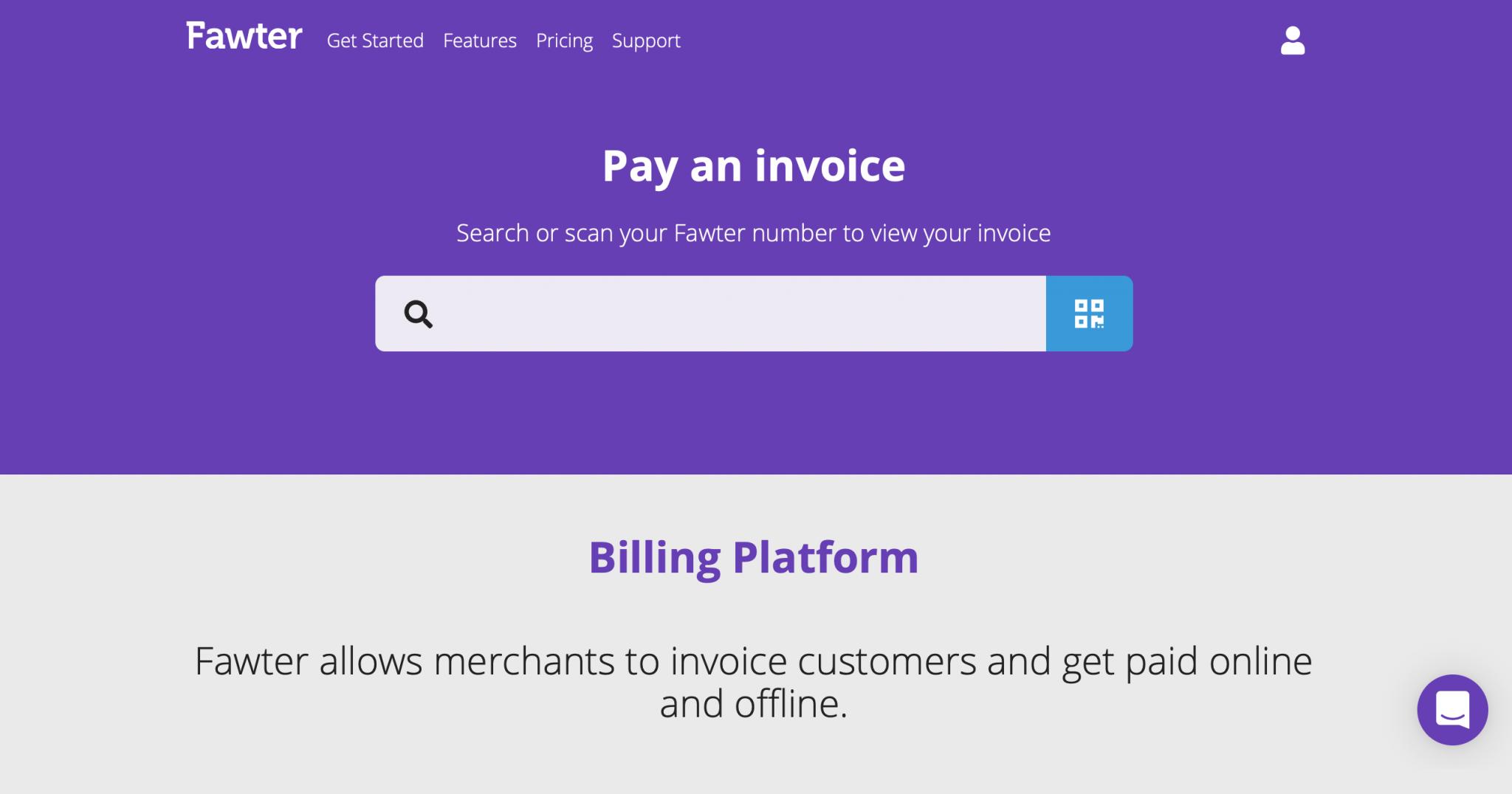 Fawter : la facturation en ligne qui évite le cash