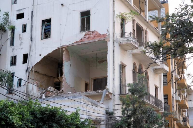 Près de trois mois après la double explosion du 4 août au port de Beyrouth, les besoins d'urgence sont loin d'avoir été couverts.