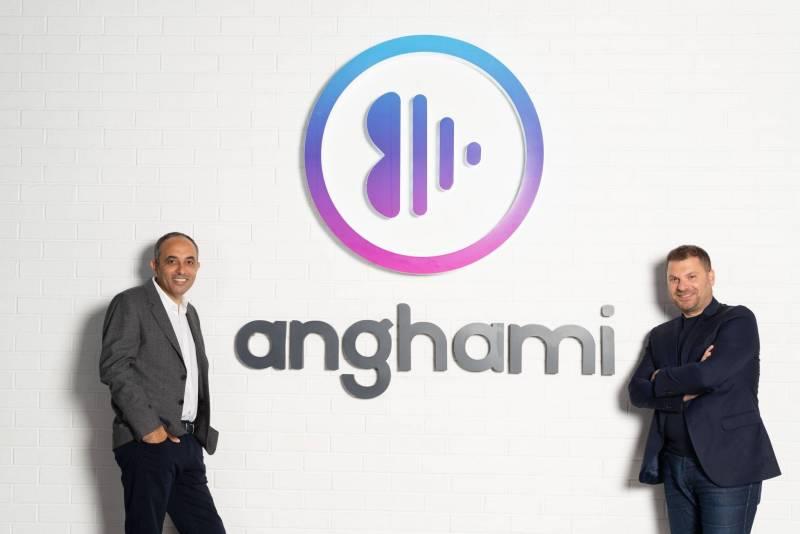 Les deux cofondateurs de Anghami fusionnent leur startup avec Vista Media Acquisition Company.