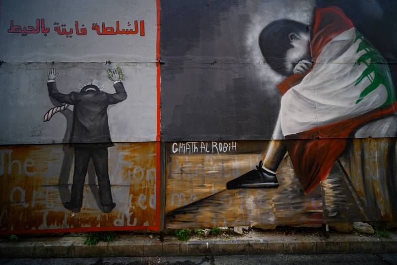 La descente aux enfers de l'économie libanaise