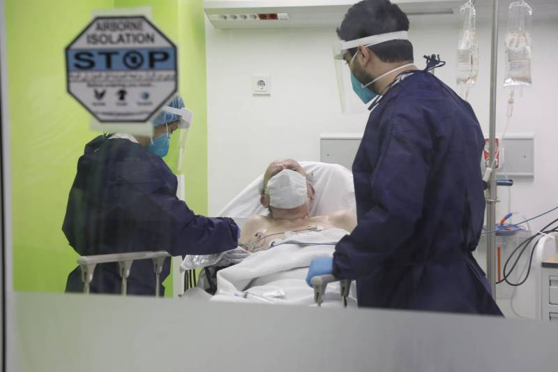 La facture des à charge des patients Covid se situe en moyenne entre 2 et 3 millions de livres libanaises et peut grimper jusqu'à 20 millions