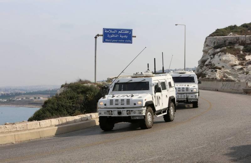 Frontière maritime : le Liban à l'offensive