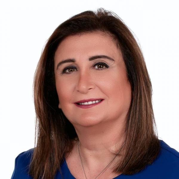 La présidente du syndicat des importateurs de matériel médical, Salma Assi