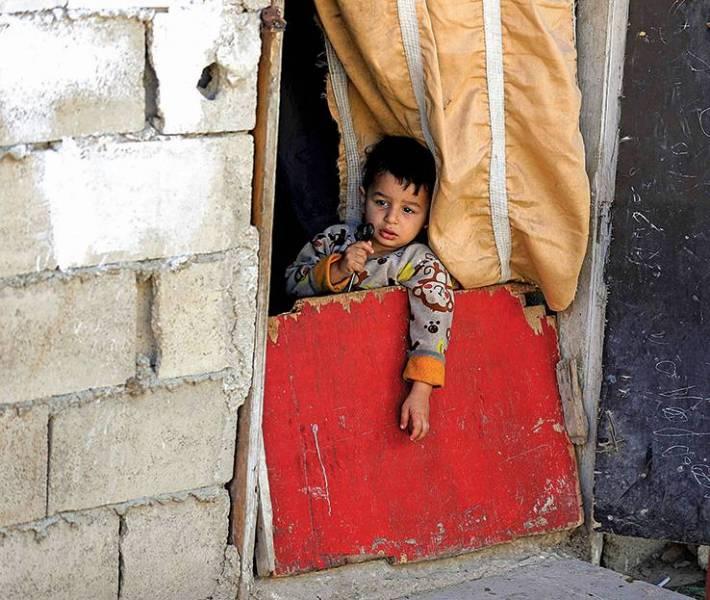 Ce sont près de 22 % des Libanais qui vivaient dans l'extrême pauvreté en 2020, selon la Banque mondiale, contre