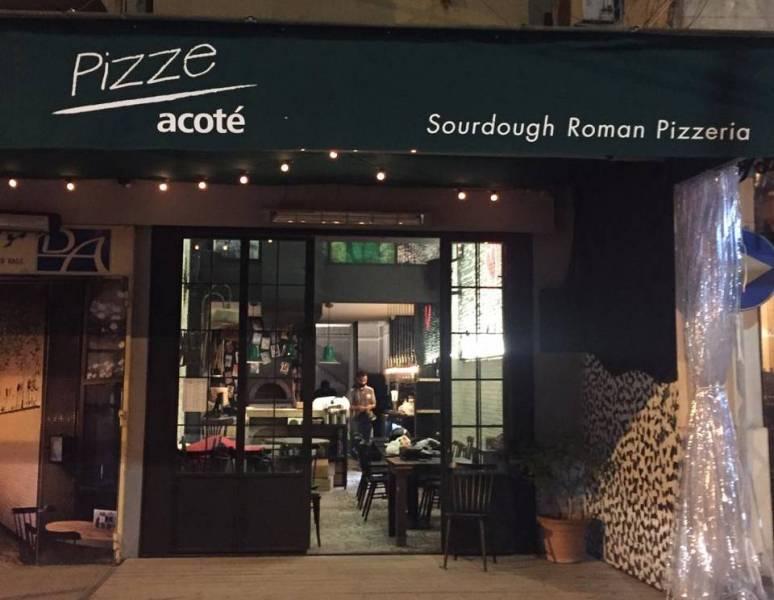 Une nouvelle pizzeria à Mar Mikhaël