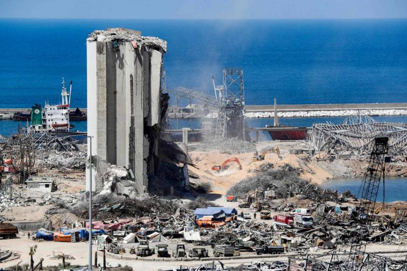 Les choses n'ont guère changé cinq mois après l'explosion du 4 août.