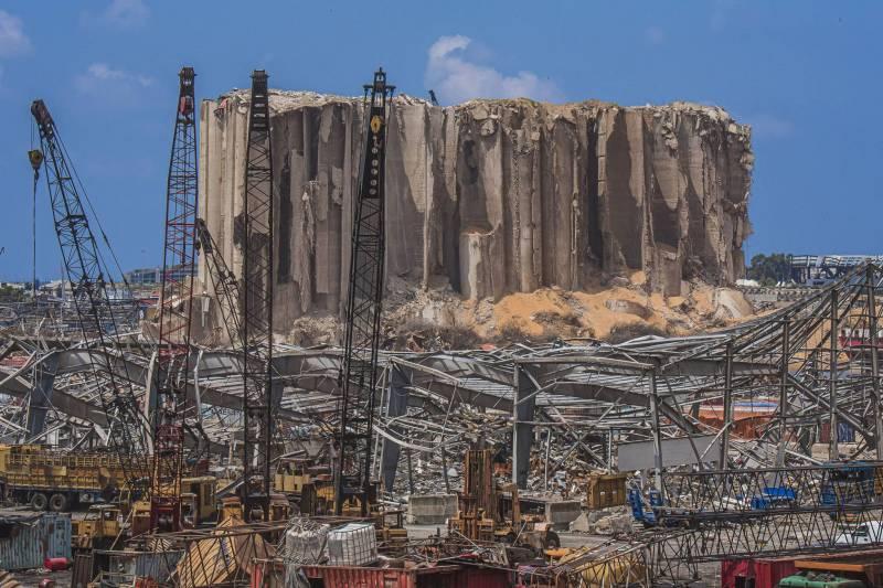 Le pouvoir politiques refuse de répondre dans l'enquête judiciaire sur l'explosion du port.