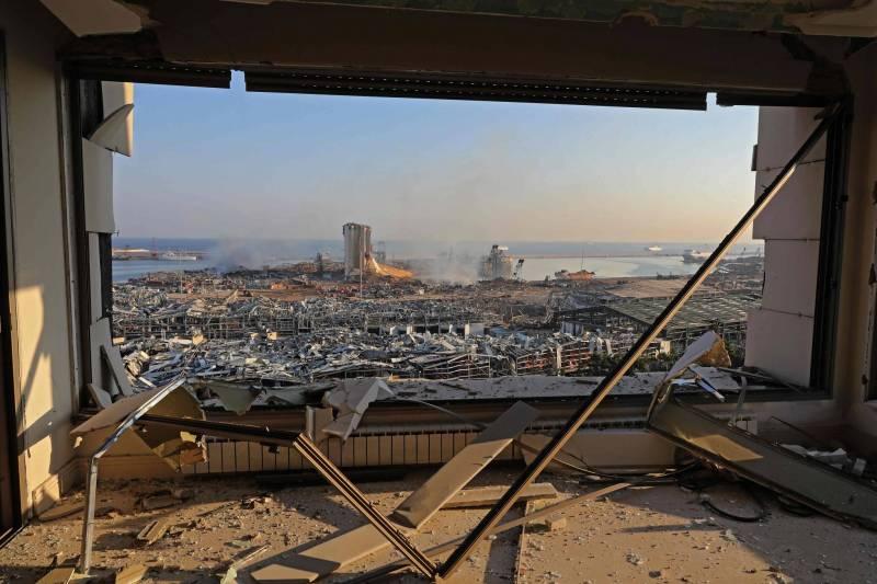 L'affaire du port de Beyrouth constitue une épée de Damoclès suspendue au-dessus de la classe politique.