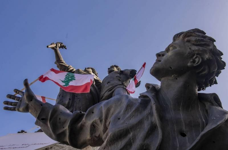 Les figurants libanais