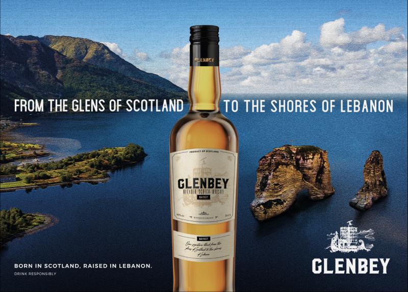 Glenbey est un nouveau whisky à la fois écossais et libanais.